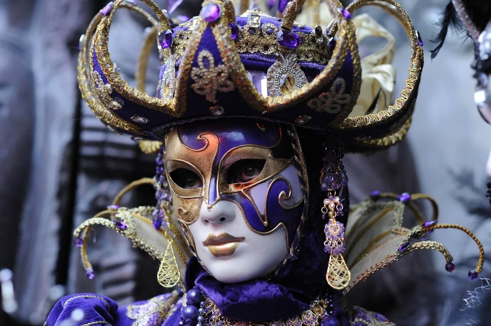 Carnaval în Veneția